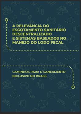 Caminhos para o saneamento inclusivo no Brasil - Caderno I